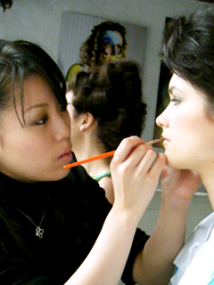 IBF認定校 N.Y.Make-up Academy 静岡校 N.Y.Make-up Academy
