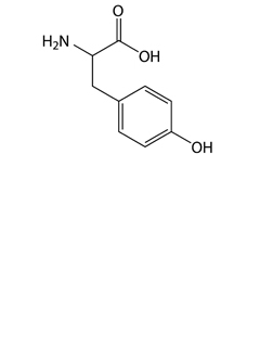 チロシン 効果